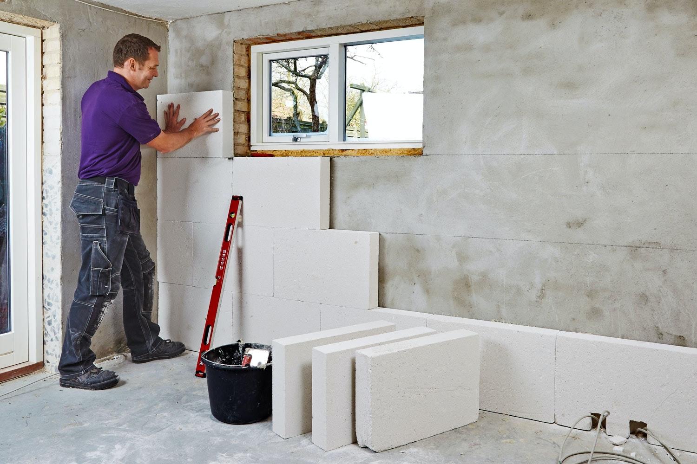 bästa isoleringen för väggar