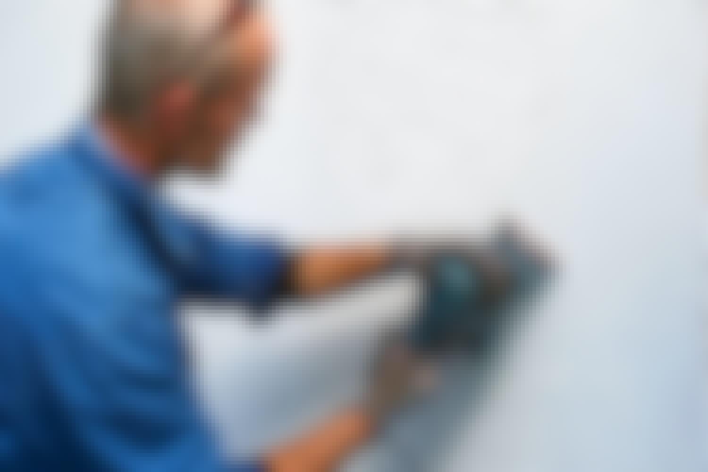 5 sätt att få släta väggar