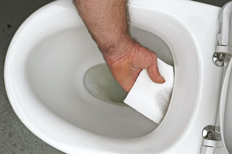 öppna ifö toalett