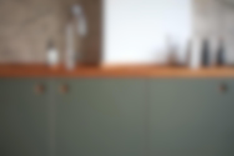 Nye kjøkkenfronter: 9 enkle løsninger