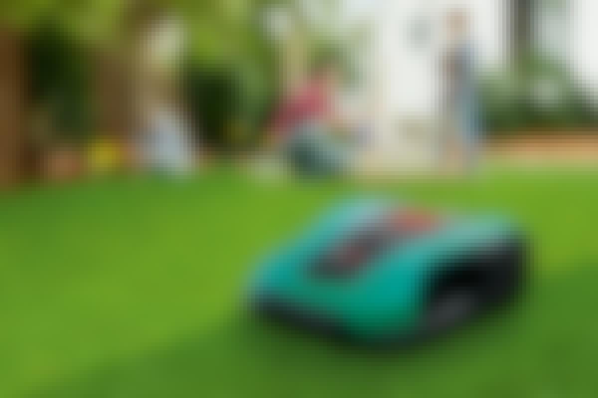 Kilpailu: Voita Bosch-robottiruohonleikkuri