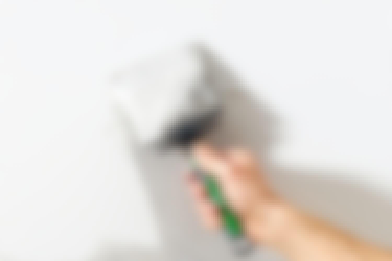 Putsade väggar