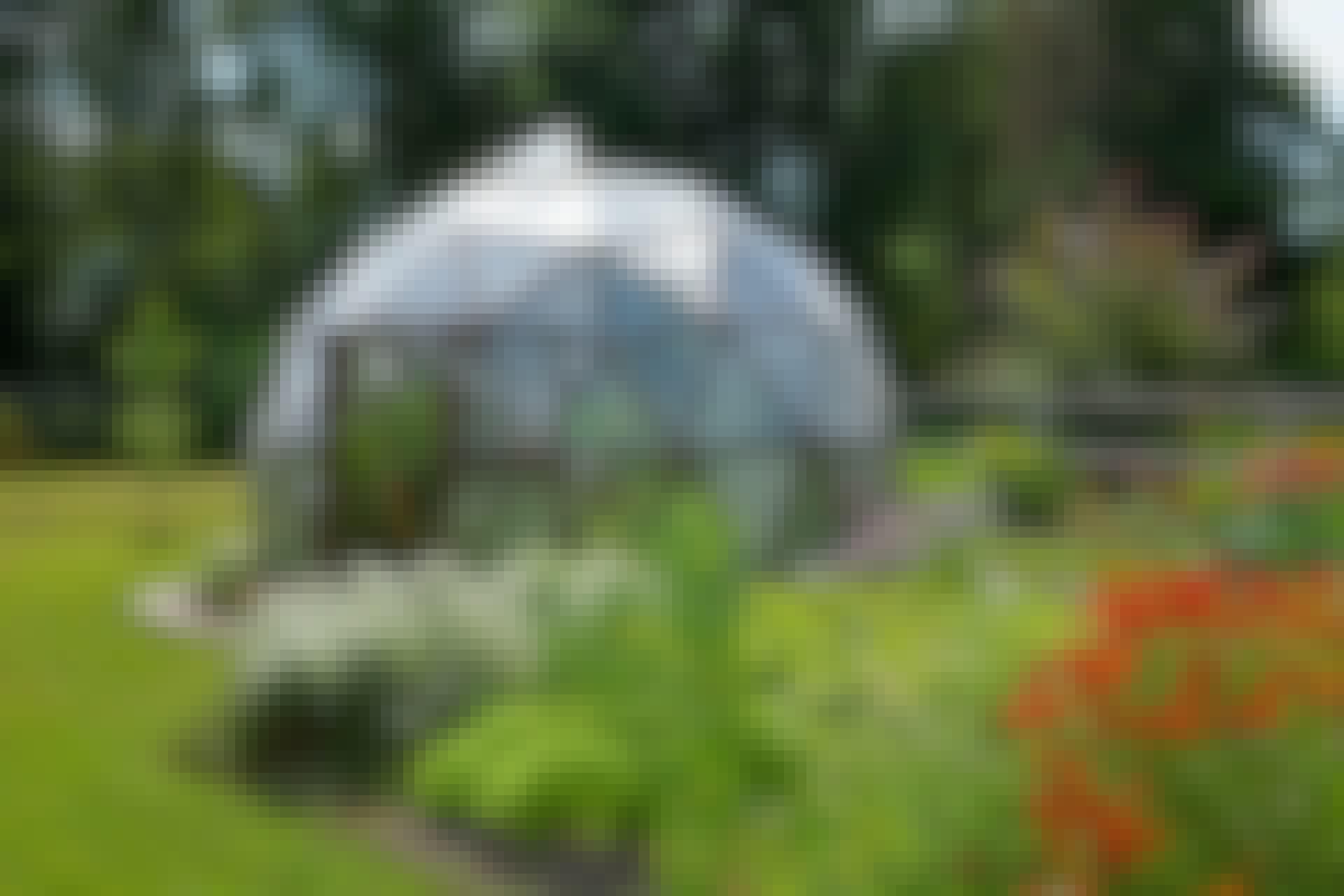 Rakenna kupoli – ainutlaatuinen kasvihuone