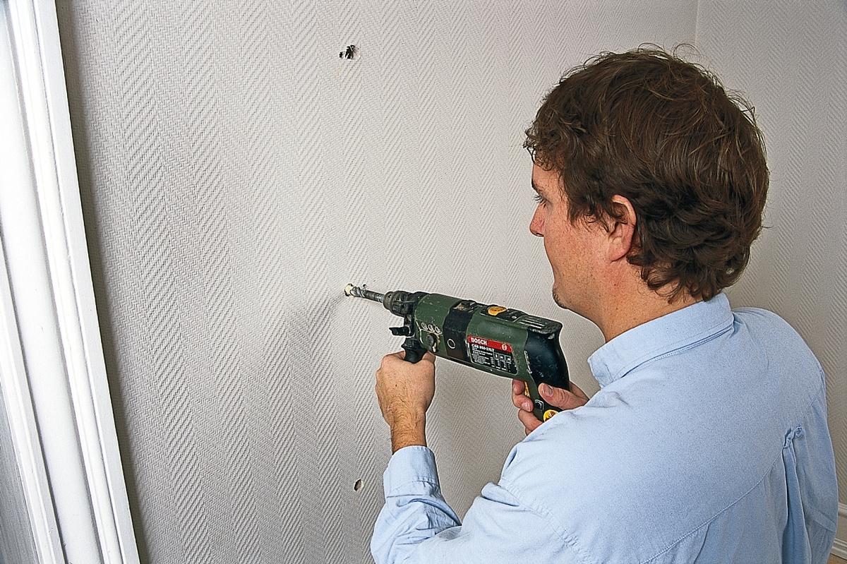 Ypperlig Heng opp skap og hyller på veggen   Gjør Det selv WG-29
