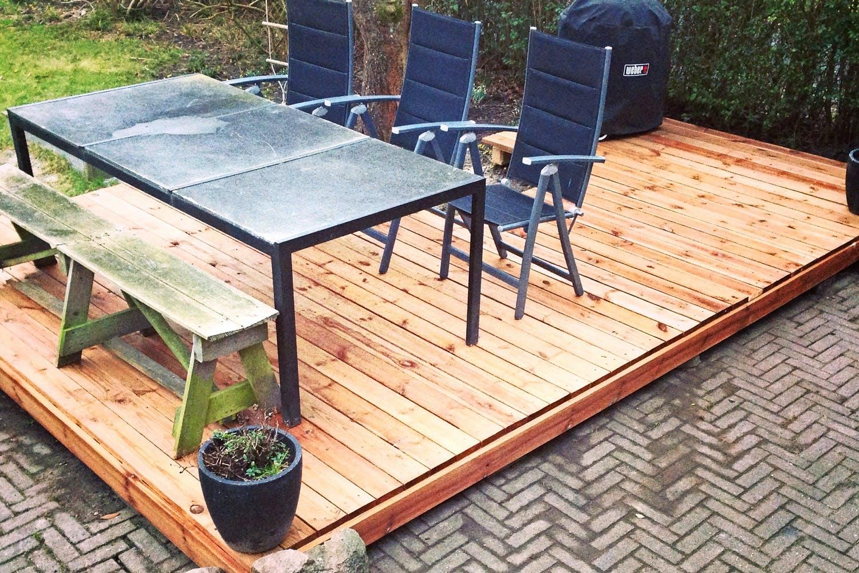 Groovy Terrasse - Byg selv ny terrasse og spar penge! XR38