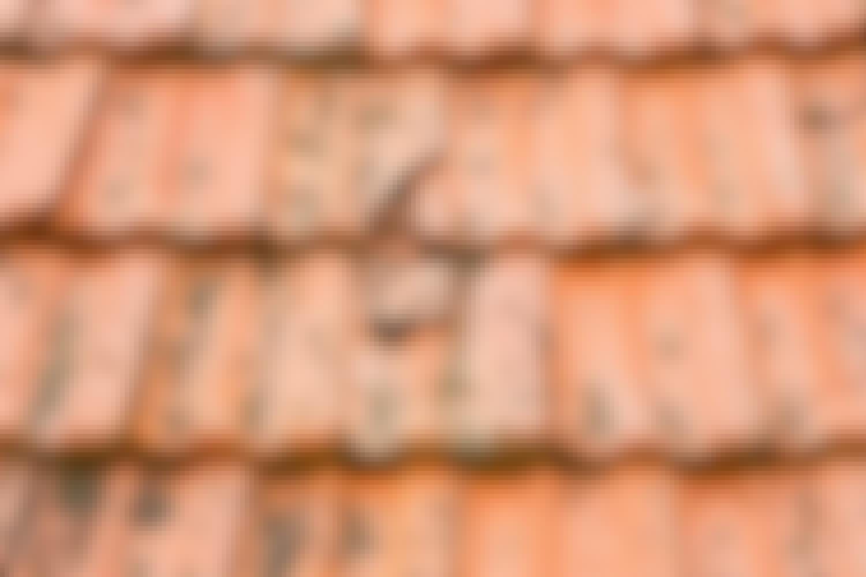 Särkynyt kattotiili