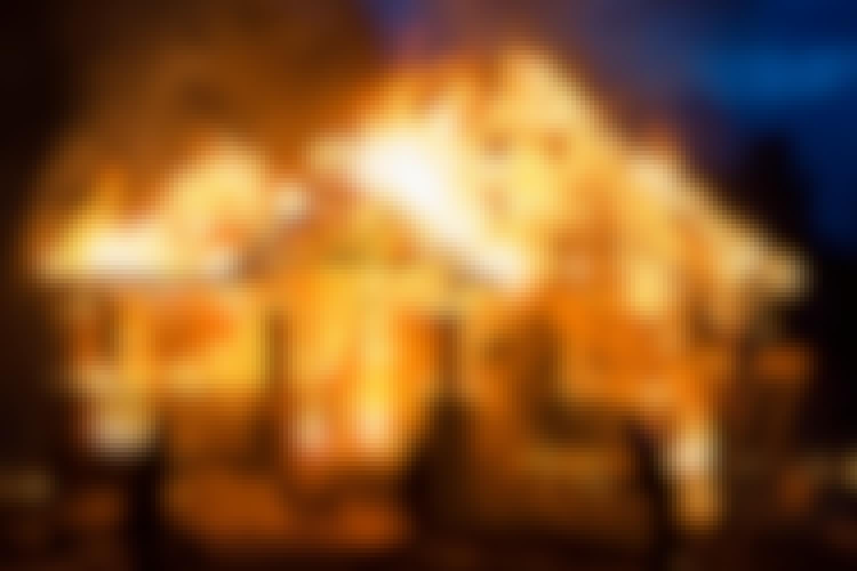 12 myter om bränder