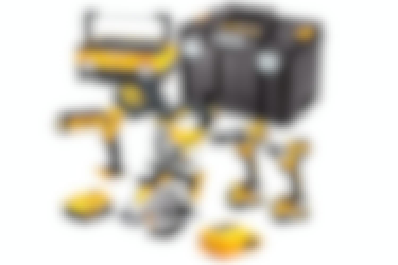 KONKURRENCEN ER LUKKET! Vind værktøjssæt fra DeWalt