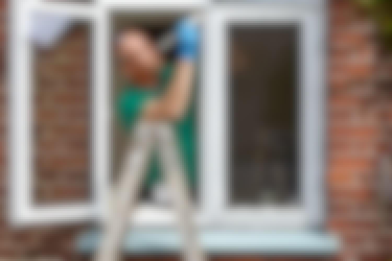 Træbeskyttelse - maling af udendørs træ