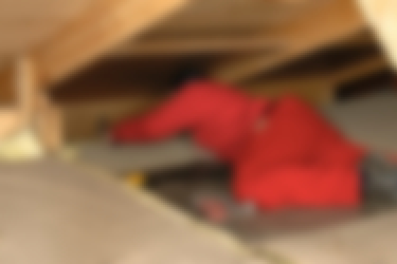 Isolering på loftet