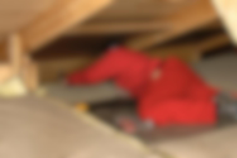 Isoler loftet og spar en formue