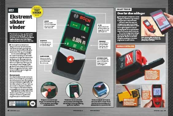 Afstandsmåler: Laser afstandsmåler