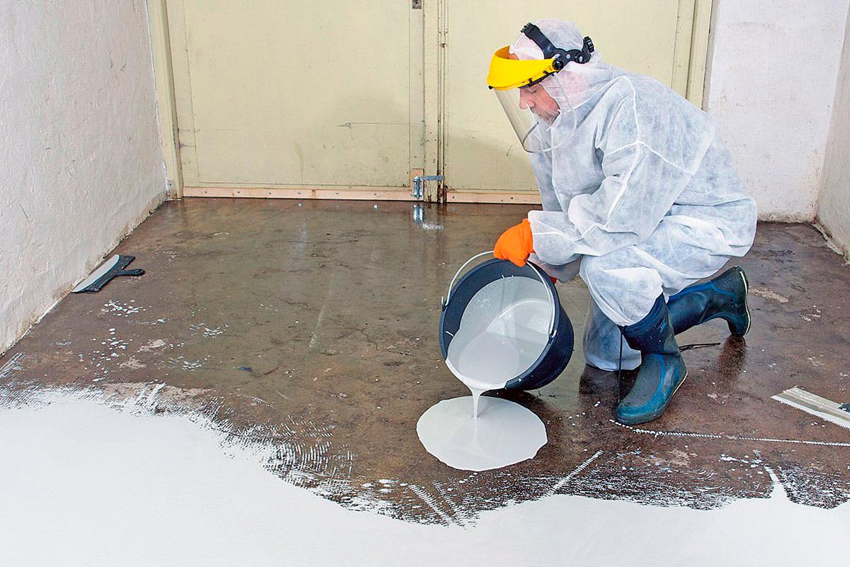 Toppen Epoxigolv: Extremt starkt golv med epoxifärg | Gör Det Själv EY-31