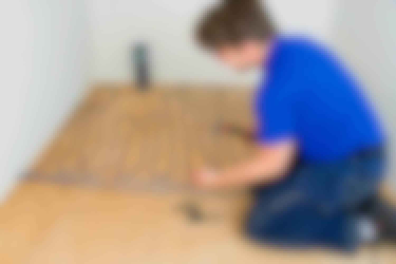 Saanko asentaa lattialämmityksen itse?