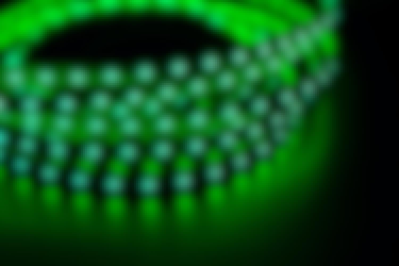 LED-list som metervara