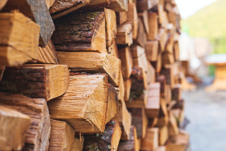 tørring af træ i ovn