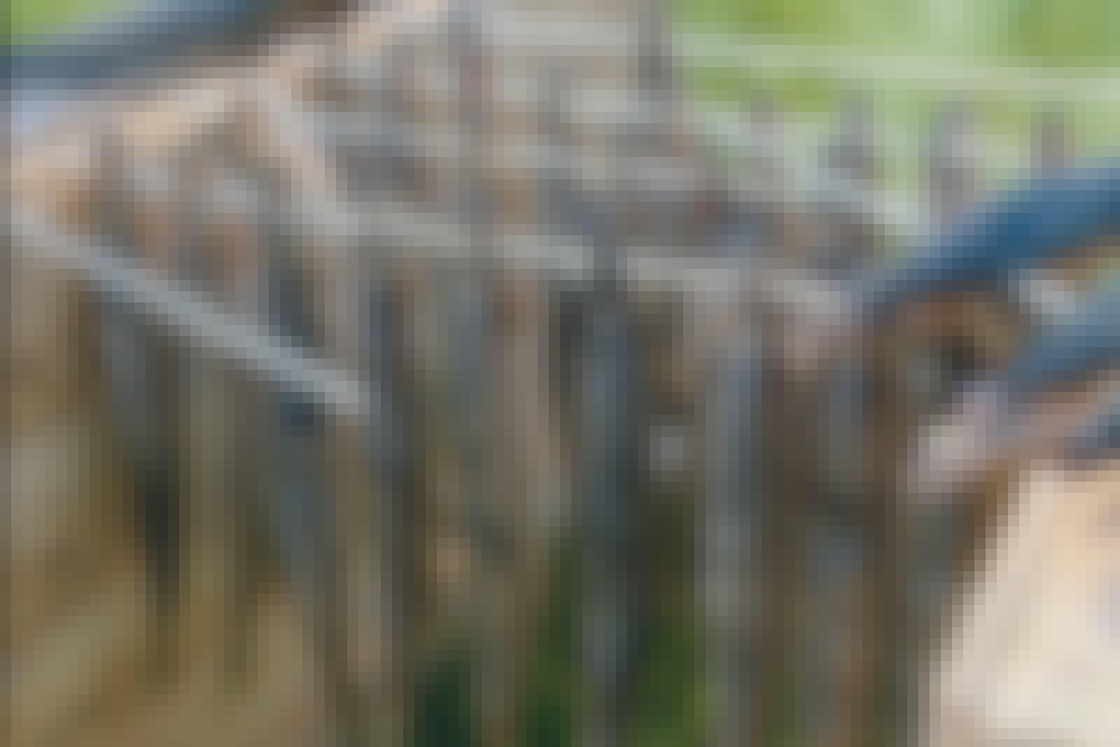 Røgeovn: Røgning i røgeovn