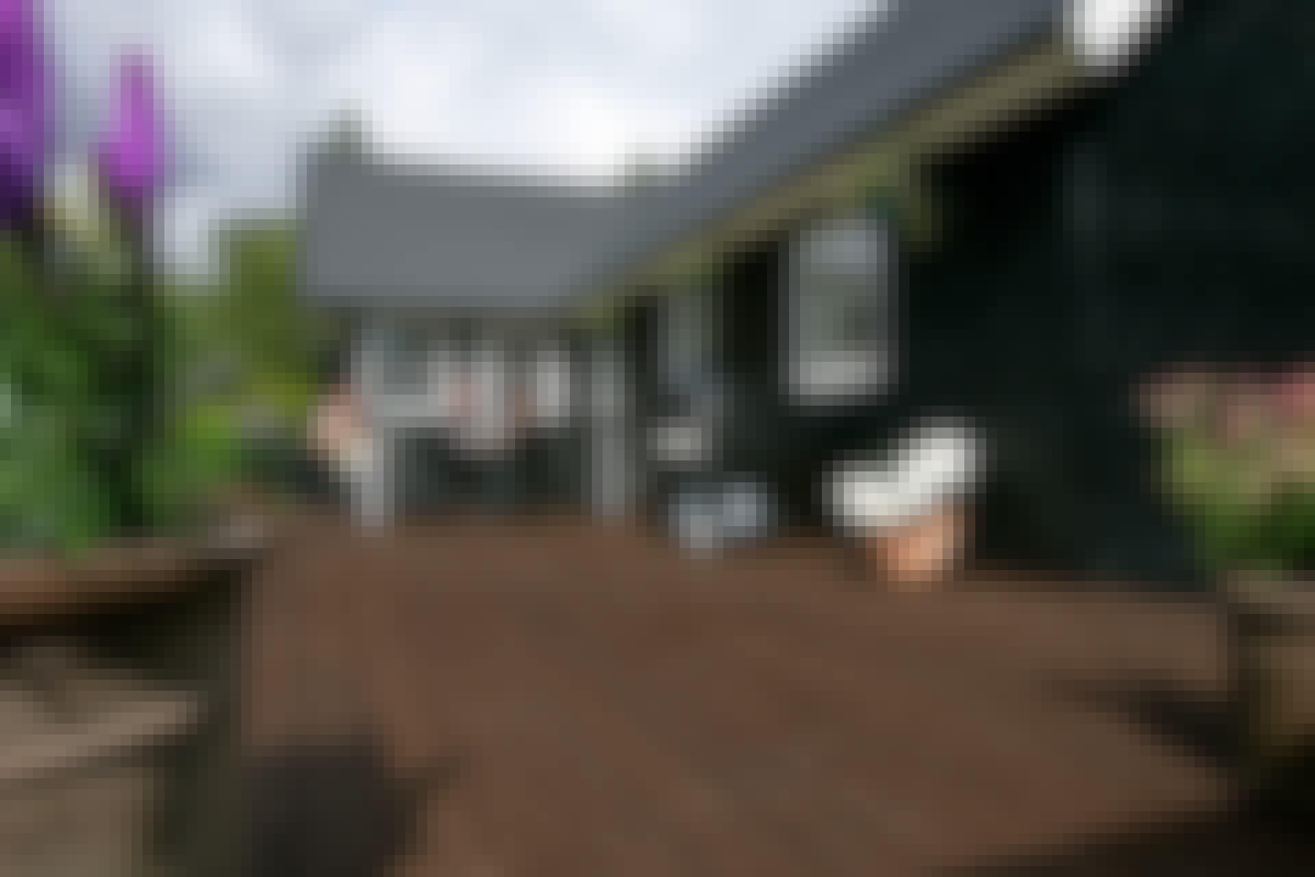 Terrasse uden synlige skruer