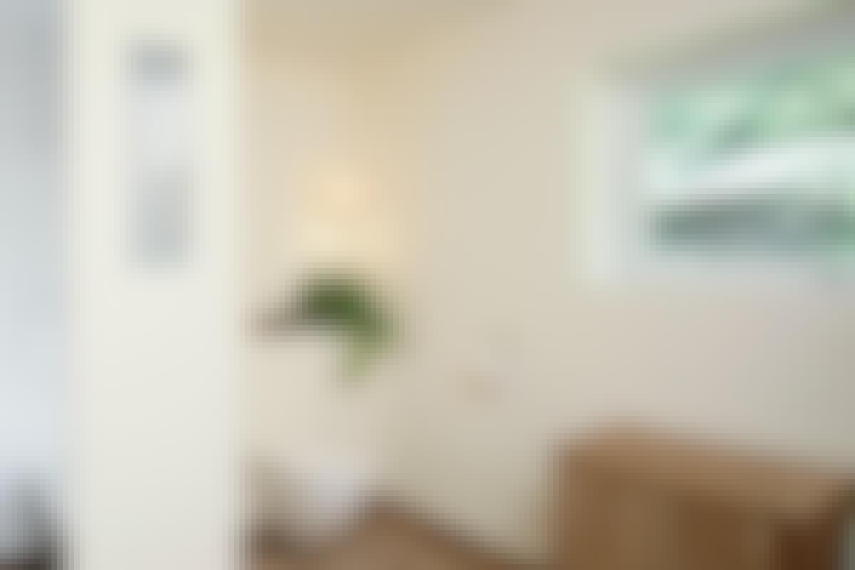 Våtrumsfärg används oftast i badrum, men passar även på andra ställen i huset.