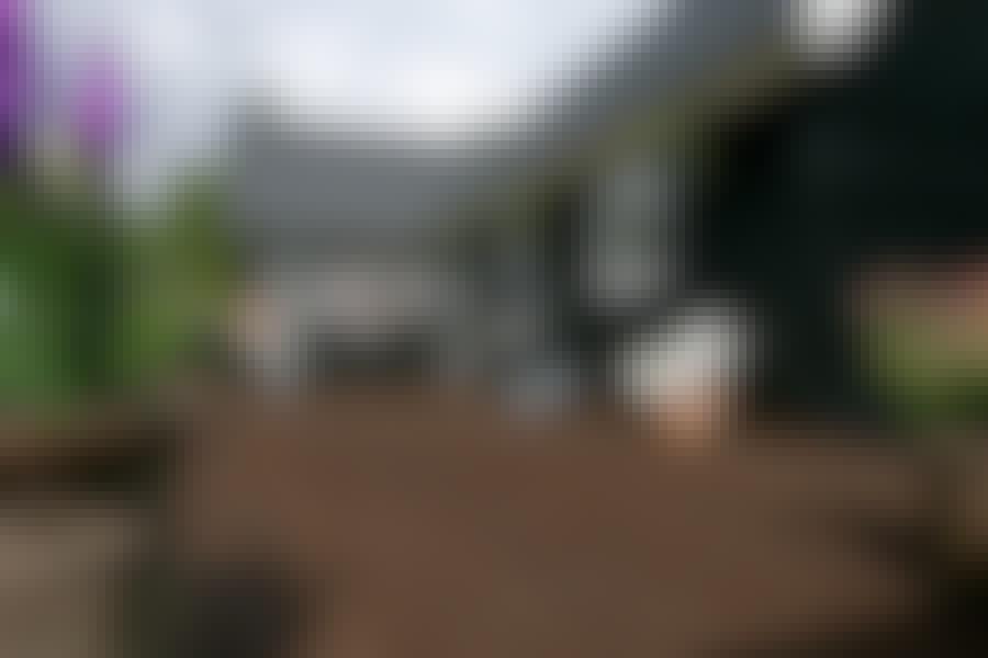 Terrasse uten synlige skruer