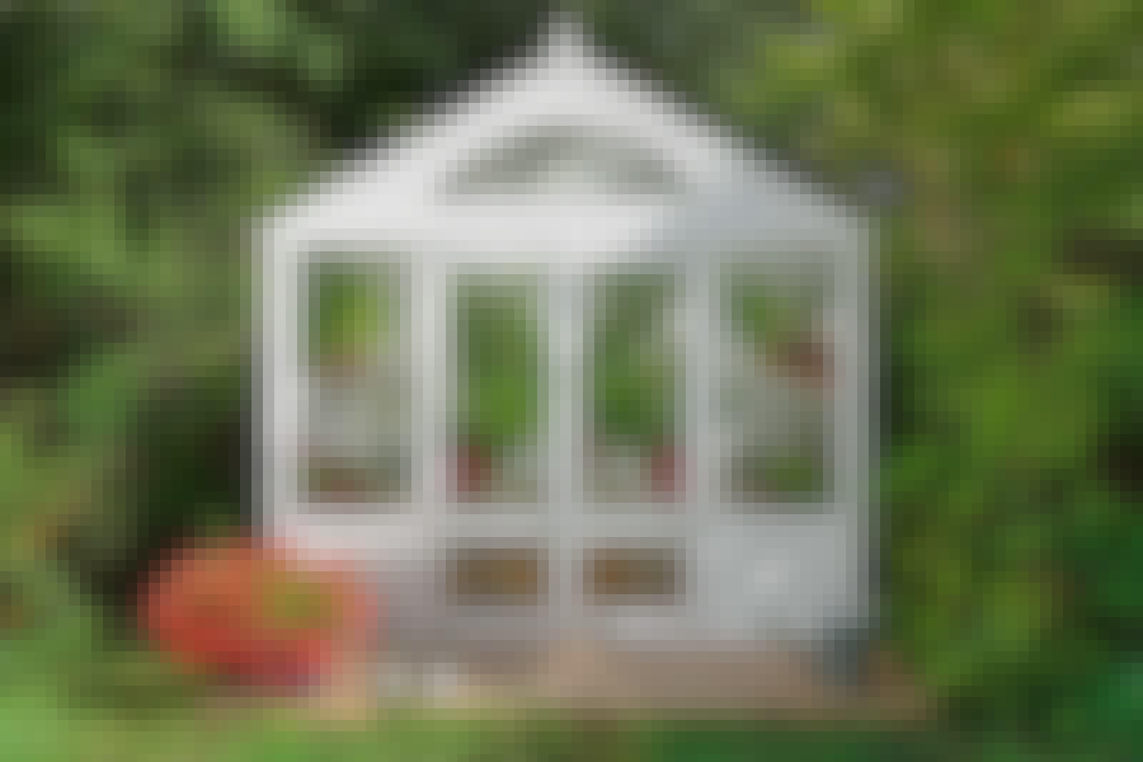 Stolpesko til lysthuse og haveskure