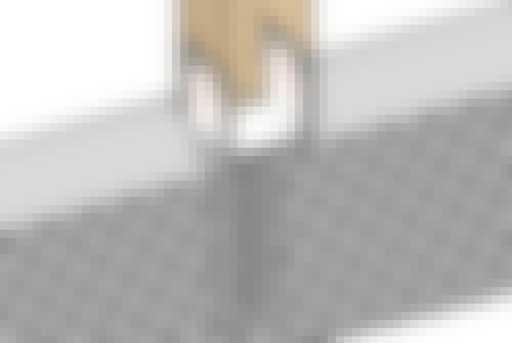 Varianter af stolpesko: Den u-formede stolpesko