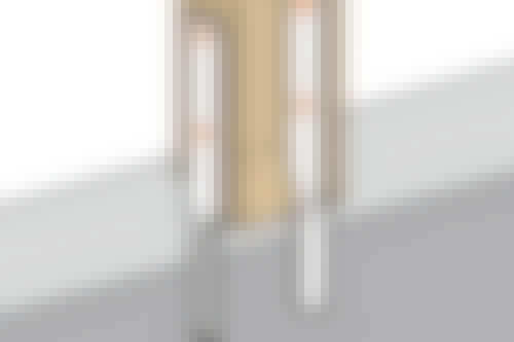 Varianter af stolpesko: STOLPESTØTTER