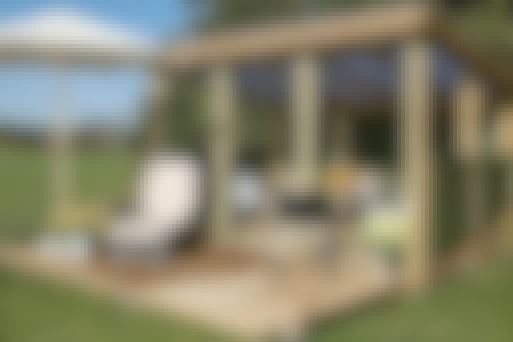 Pilarikenkä: Pilarikengät terassiin
