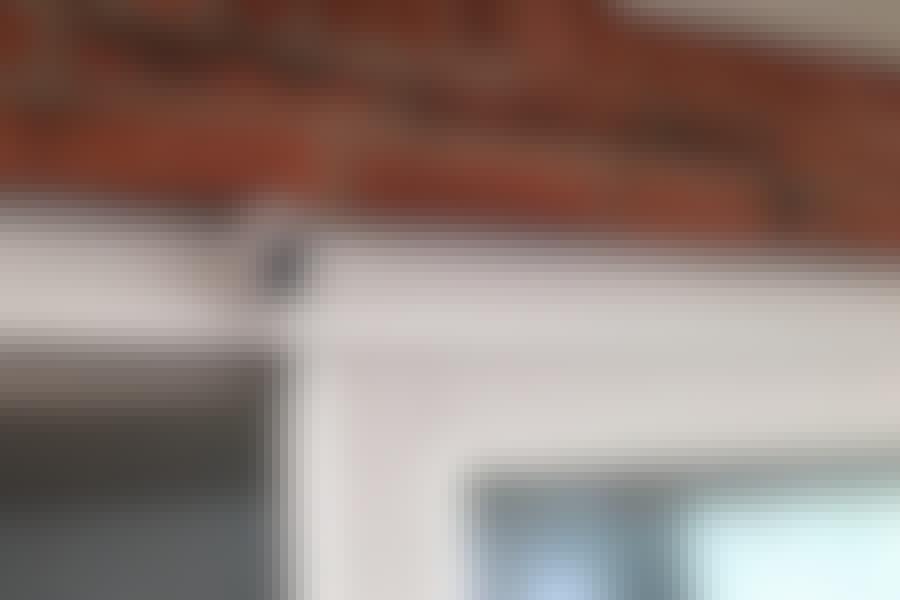 Overvågningskamera udendørs
