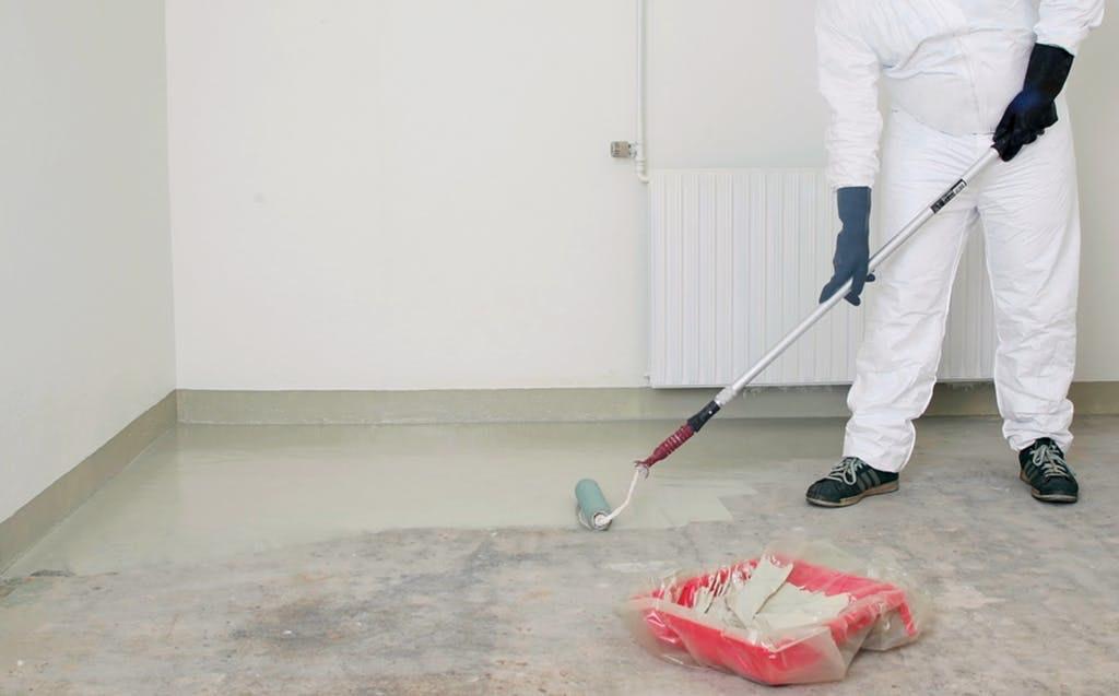 epoxy gulv gør det selv