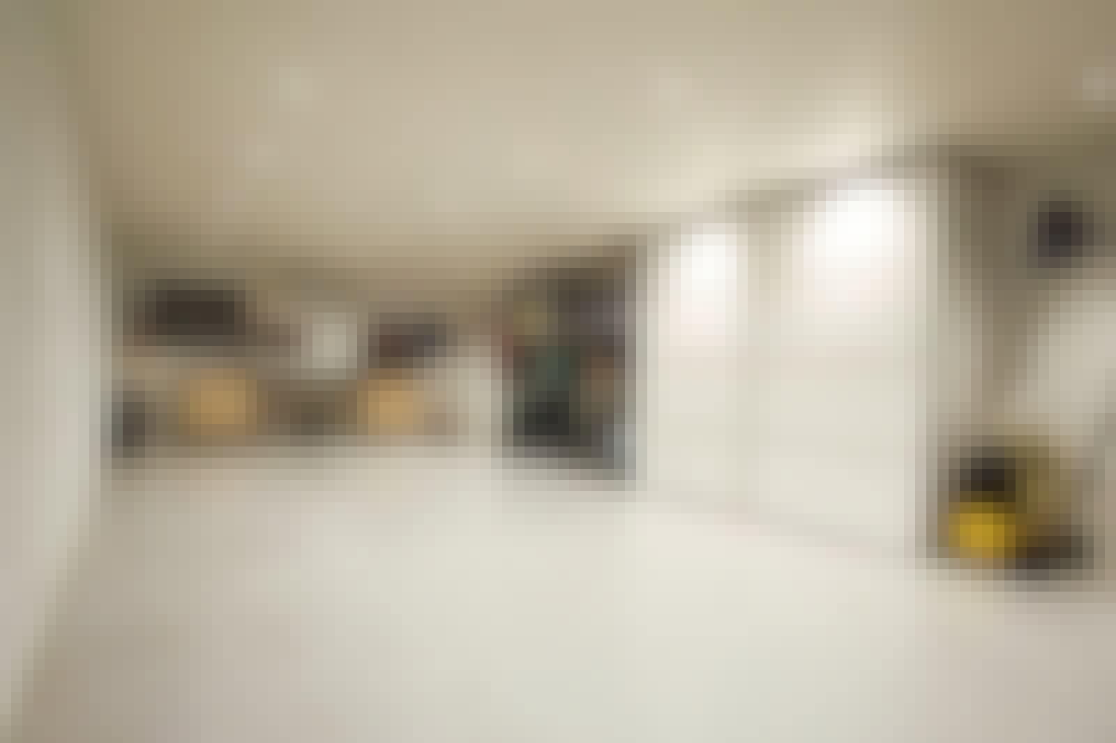 Epoxy gulv i verkstedet