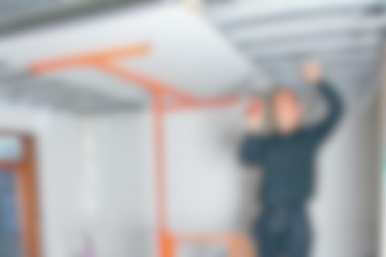 Gipsskivor: Hvad används gipsskivor till?