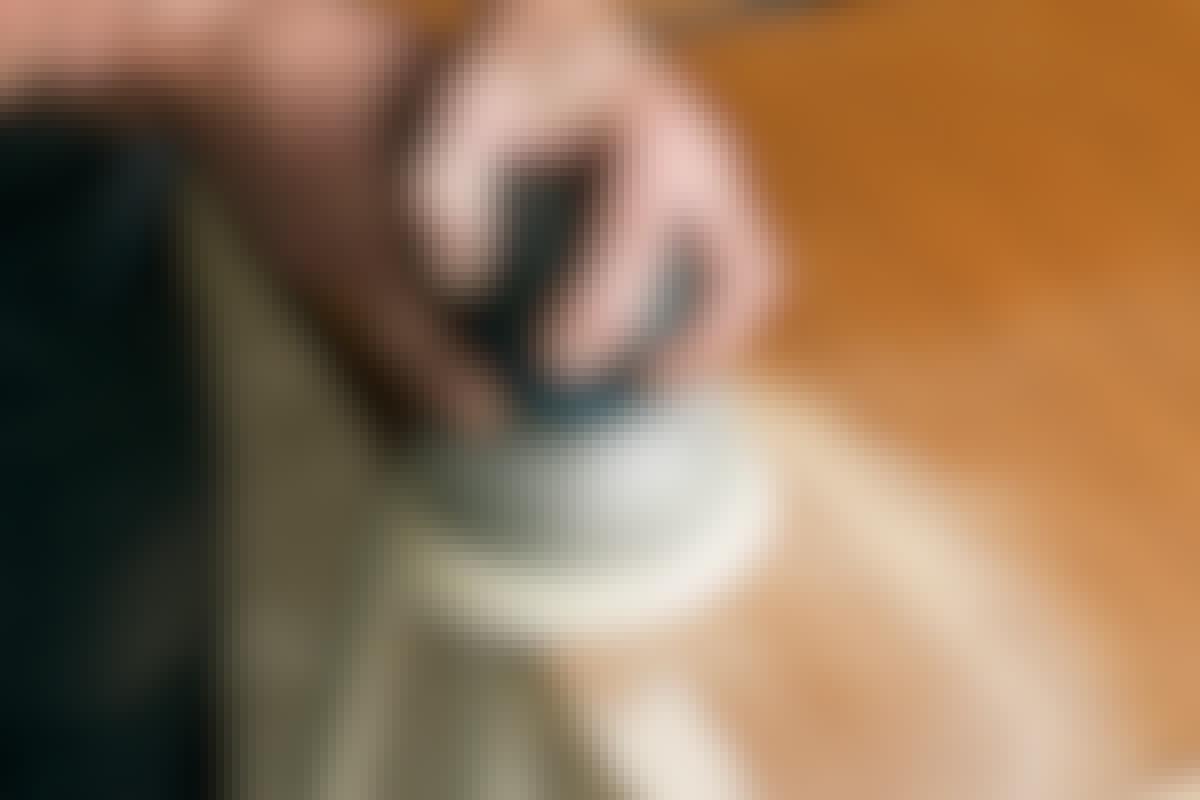 Excenterslip: Så använder du excenterslip