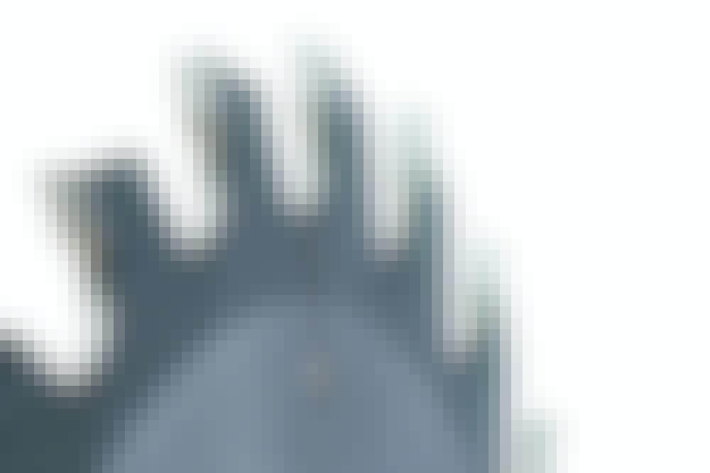 Rundsavsklinge: De fire mest almindelige