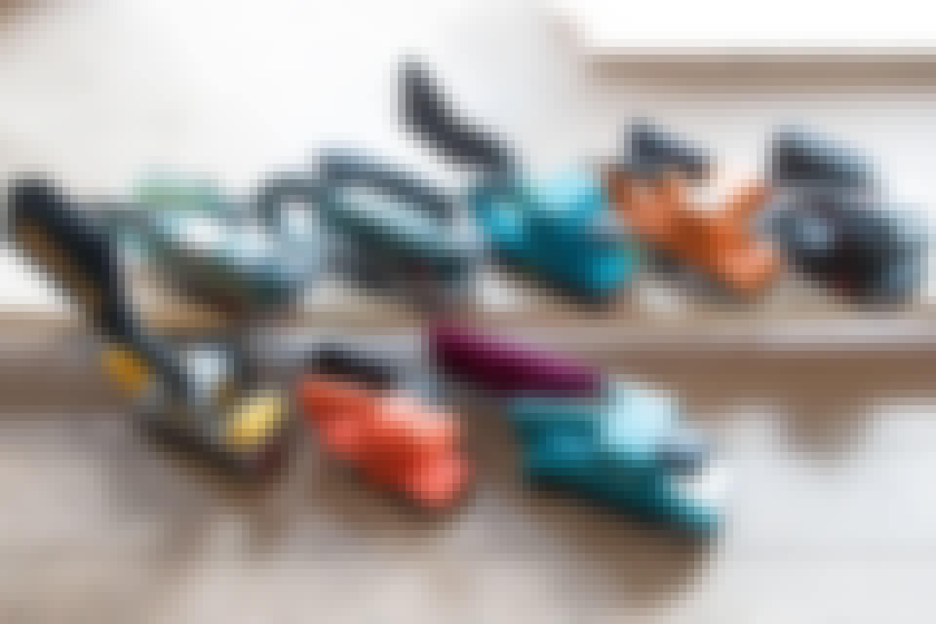 Nauhahiomakone: 8 tehokasta nauhahiomakonetta