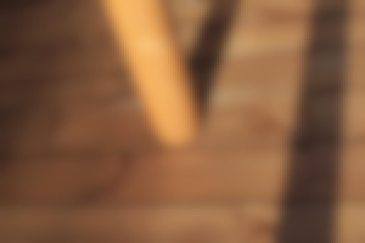 Bygga altan: Se upp med svåra ställen