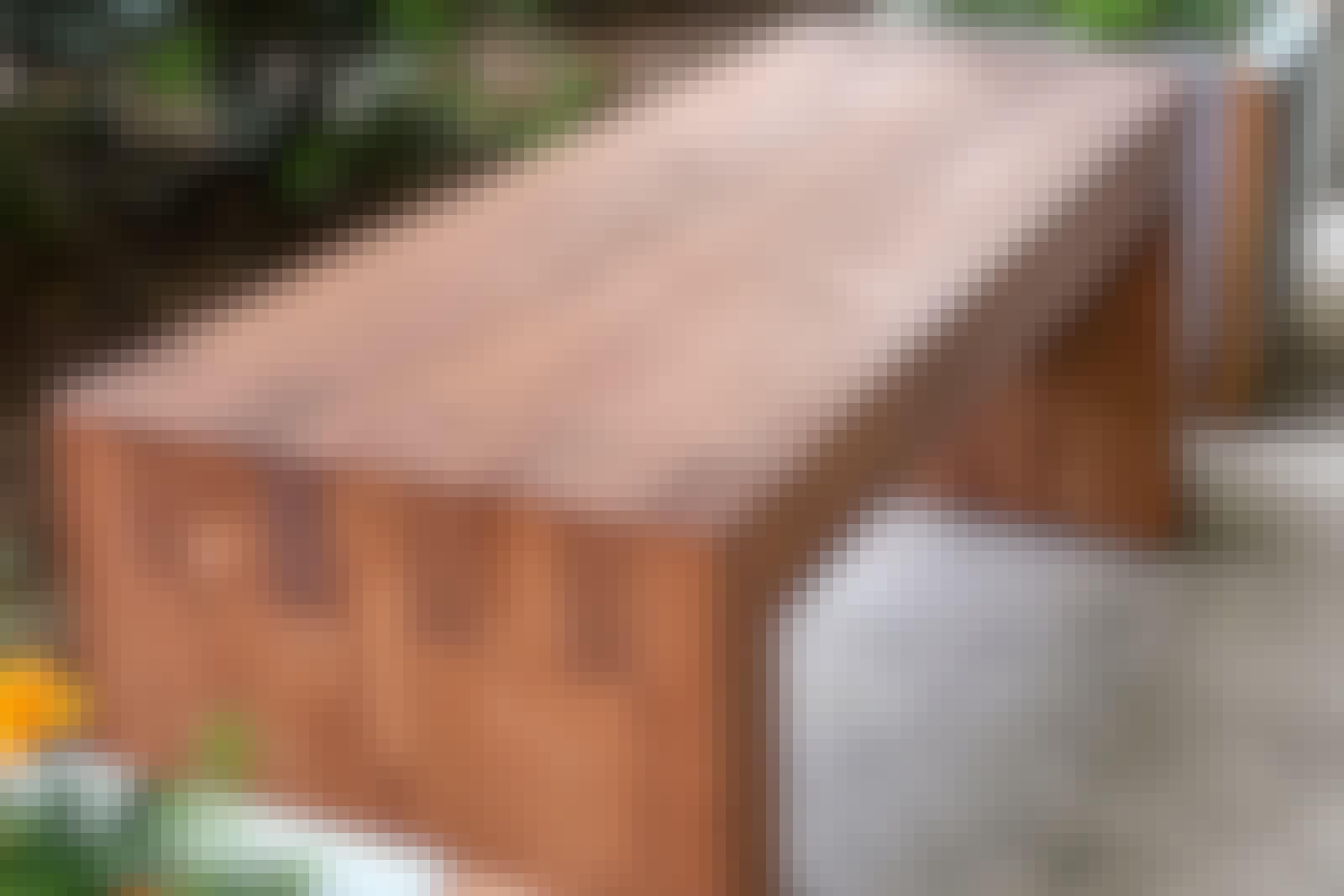 Reglar: Byg en bænk af reglar