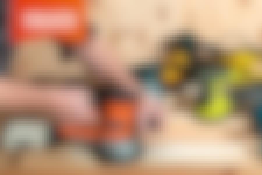 Epäkeskohiomakone: Testasimme 7 epäkeskohiomakonetta