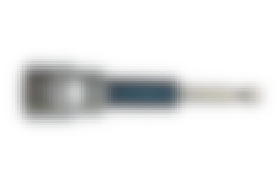 Slagnøgle: Slagnøglen kan bruges til hjulskift eller andre stramme bolte