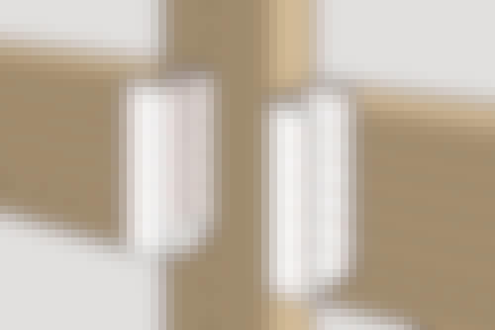 Varianter af bjælkesko: Bjælkesko med indvendige flige