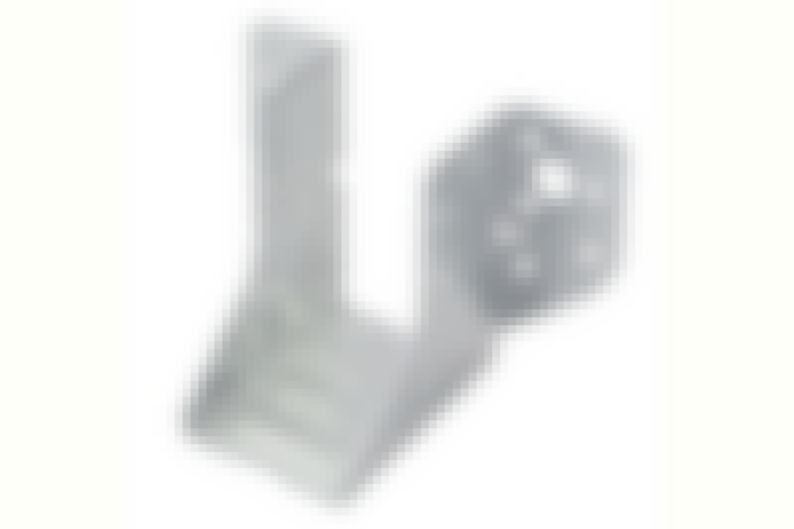 Dimensioner: Bjælkesko med udvendige flige