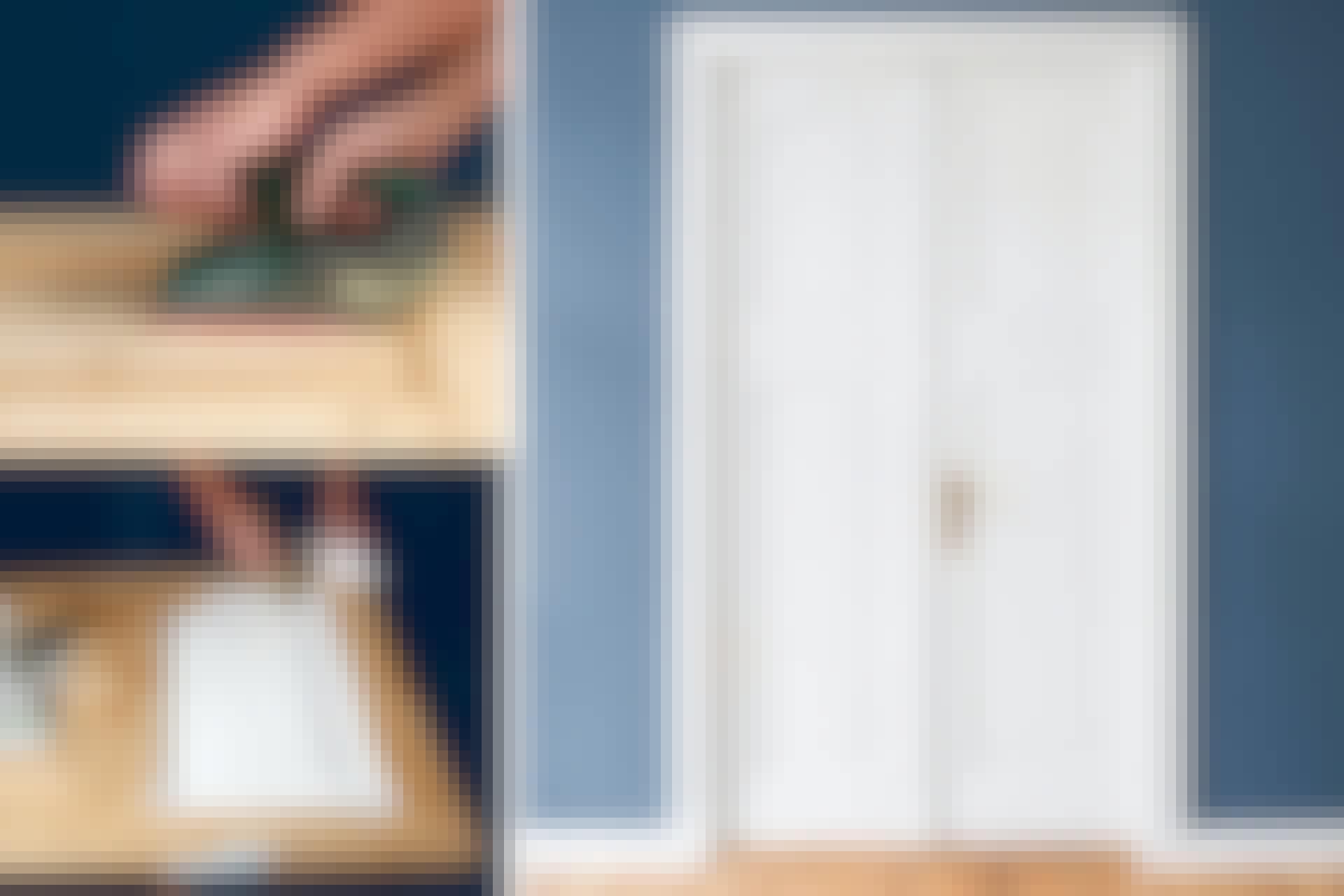 Flotte fyllingsdører – slik får du en perfekt finish når du maler.