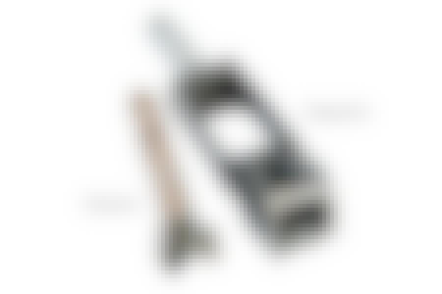 Terassin ja lattian tulpat: Teräsarja