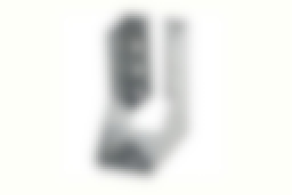 Bjelkesko: Bjelkesko med innvendige fliker