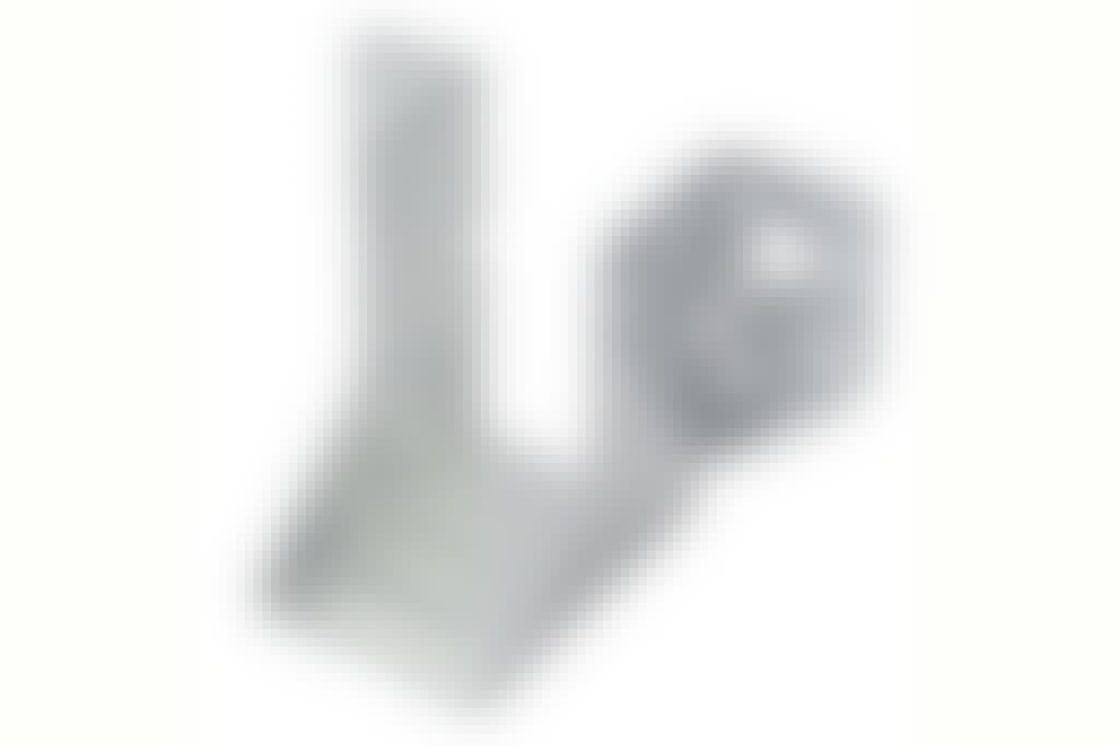 Bjelkesko: Bjelkesko med utvendige fliker