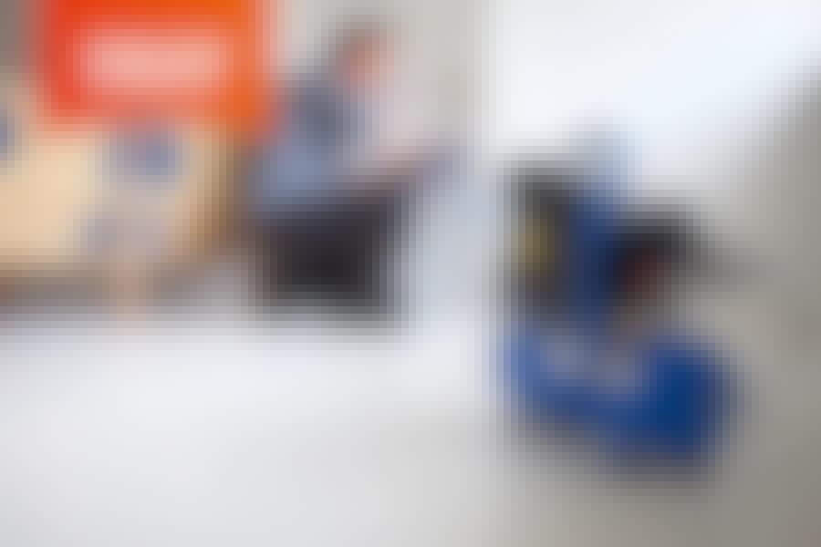 Kompressor test: Vi tester 6 populære modeller