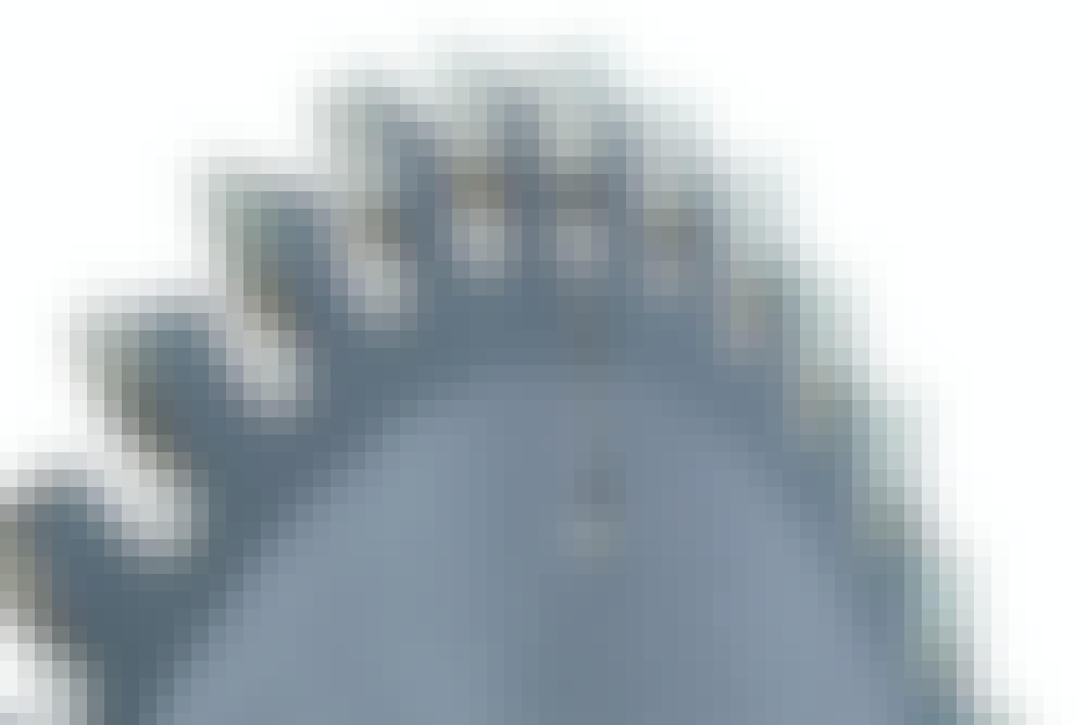 Sagblad: Sagblad til fine, rene snitt