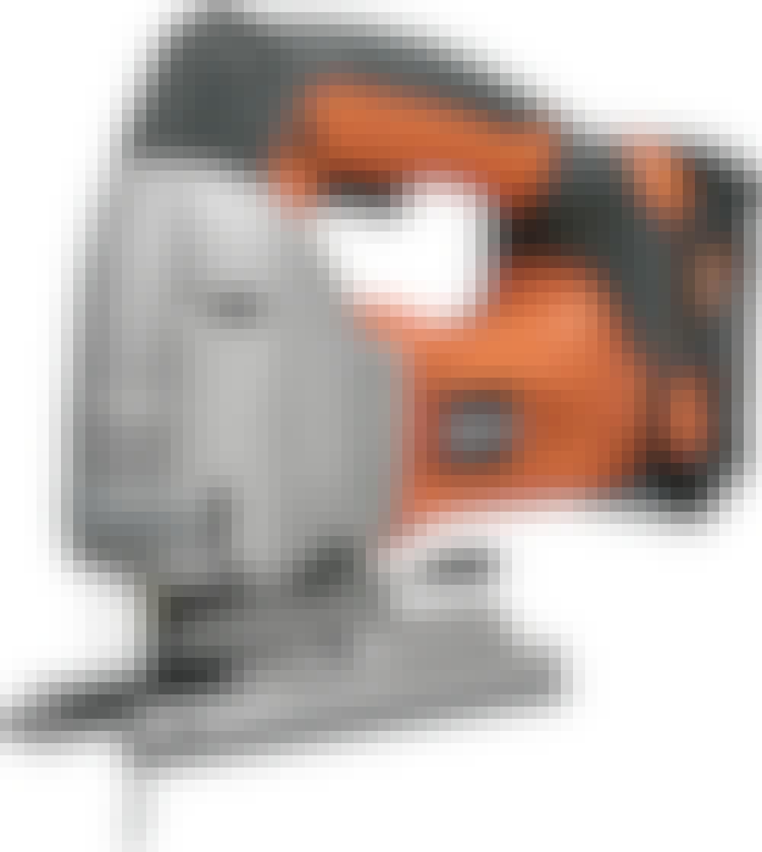 Stiksav batteri i 3 prisniveauer: Stiksav i mellemklassen