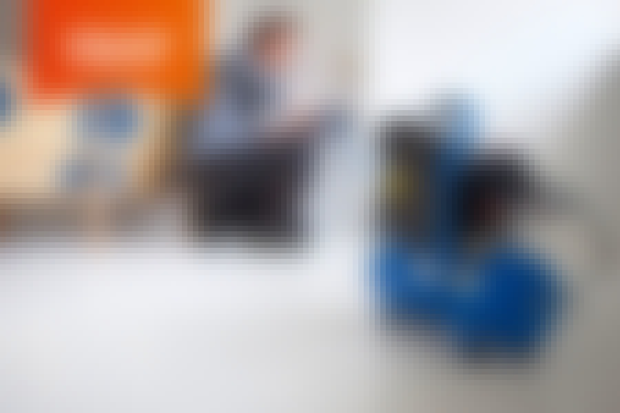 Kompressor test: I testet har vi samlat sex populära modeller