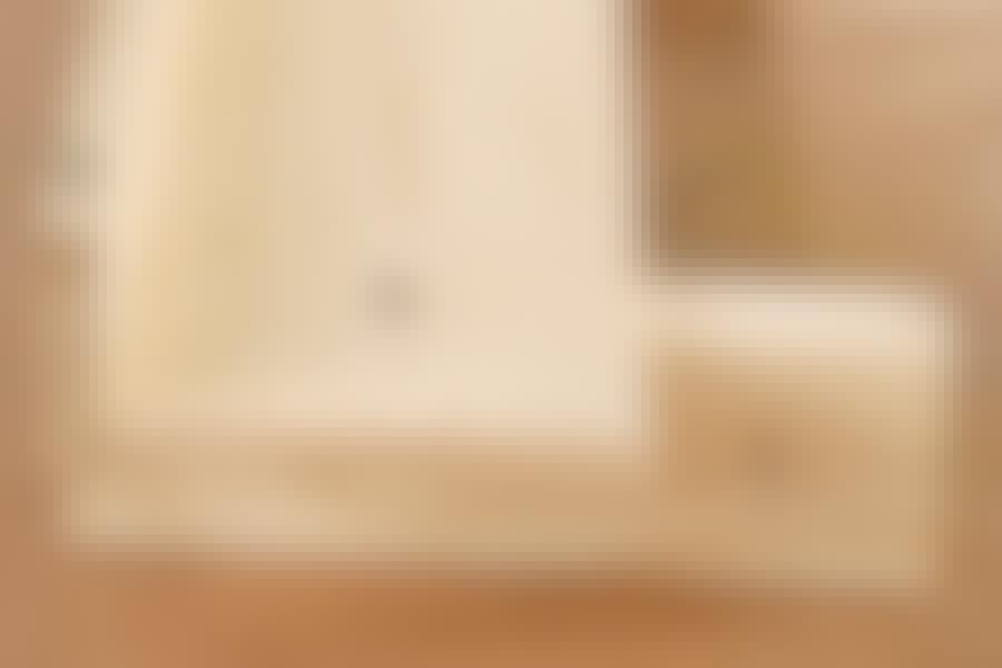 Kap geringssav: Byg et arbejdsborde til din kap geringssav
